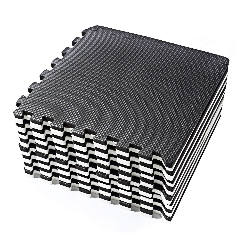 Interlocking Floor Tiles, EVA Foam Puzzle Mat.
