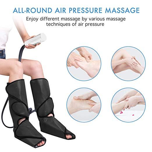 Best Air Compression Leg Massager