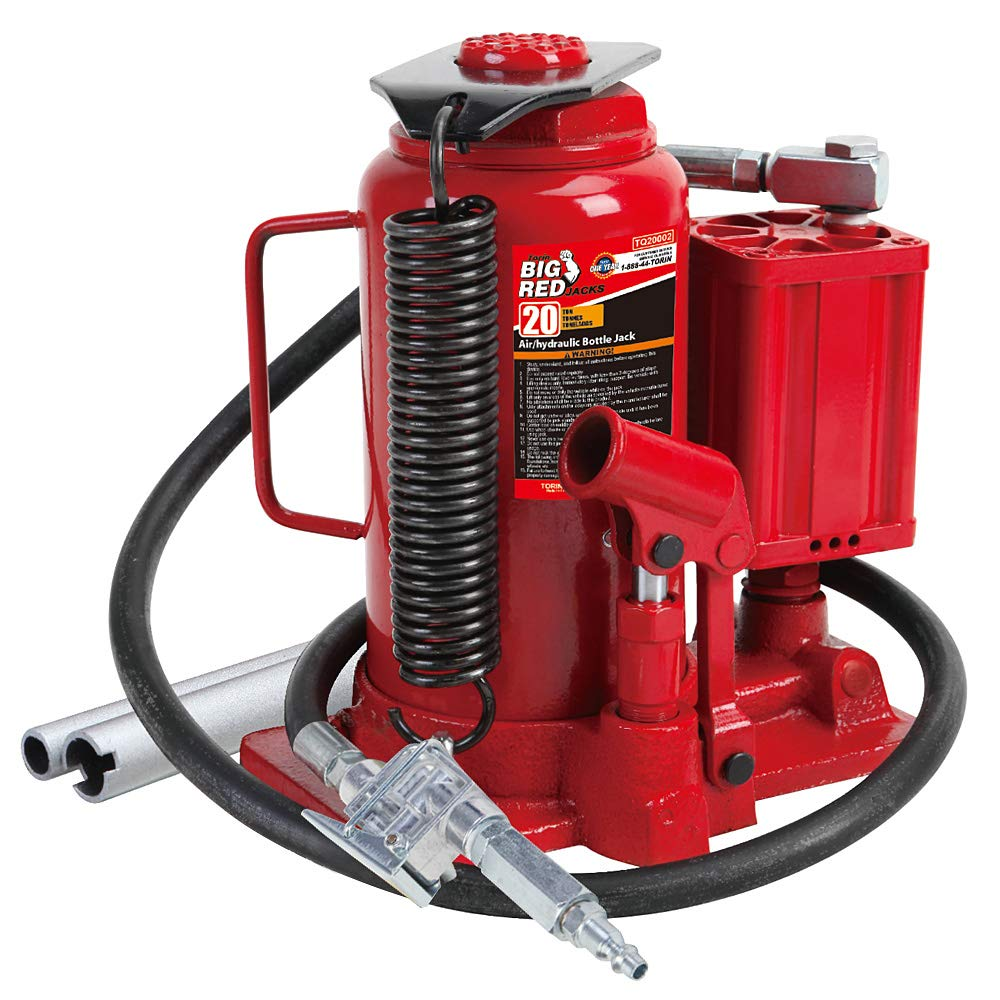 The Torin Hydraulic Air Jack