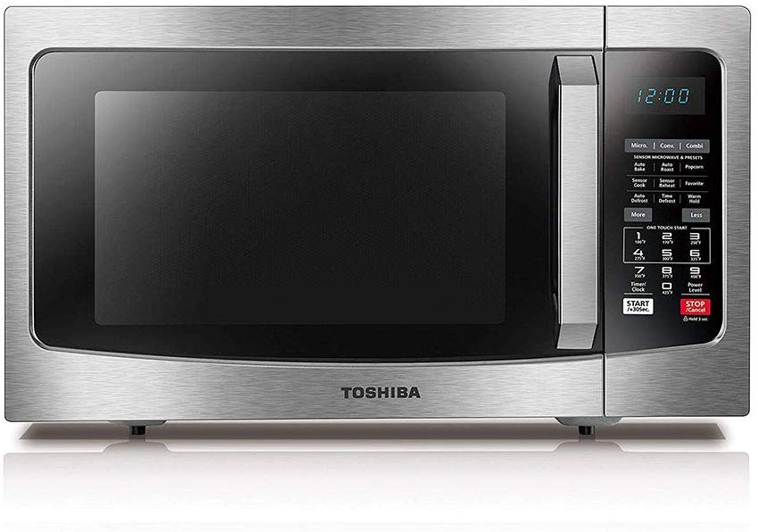 Toshiba ECO42A5C-SS Convection Microwave with Sensor Cooking Function