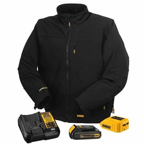 Dewalt Dchj060c1 Black Heated Jackets