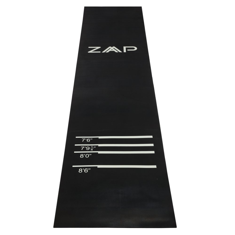 Self-adhesive tournament throw line WINMAU 237 cm Steel and Soft