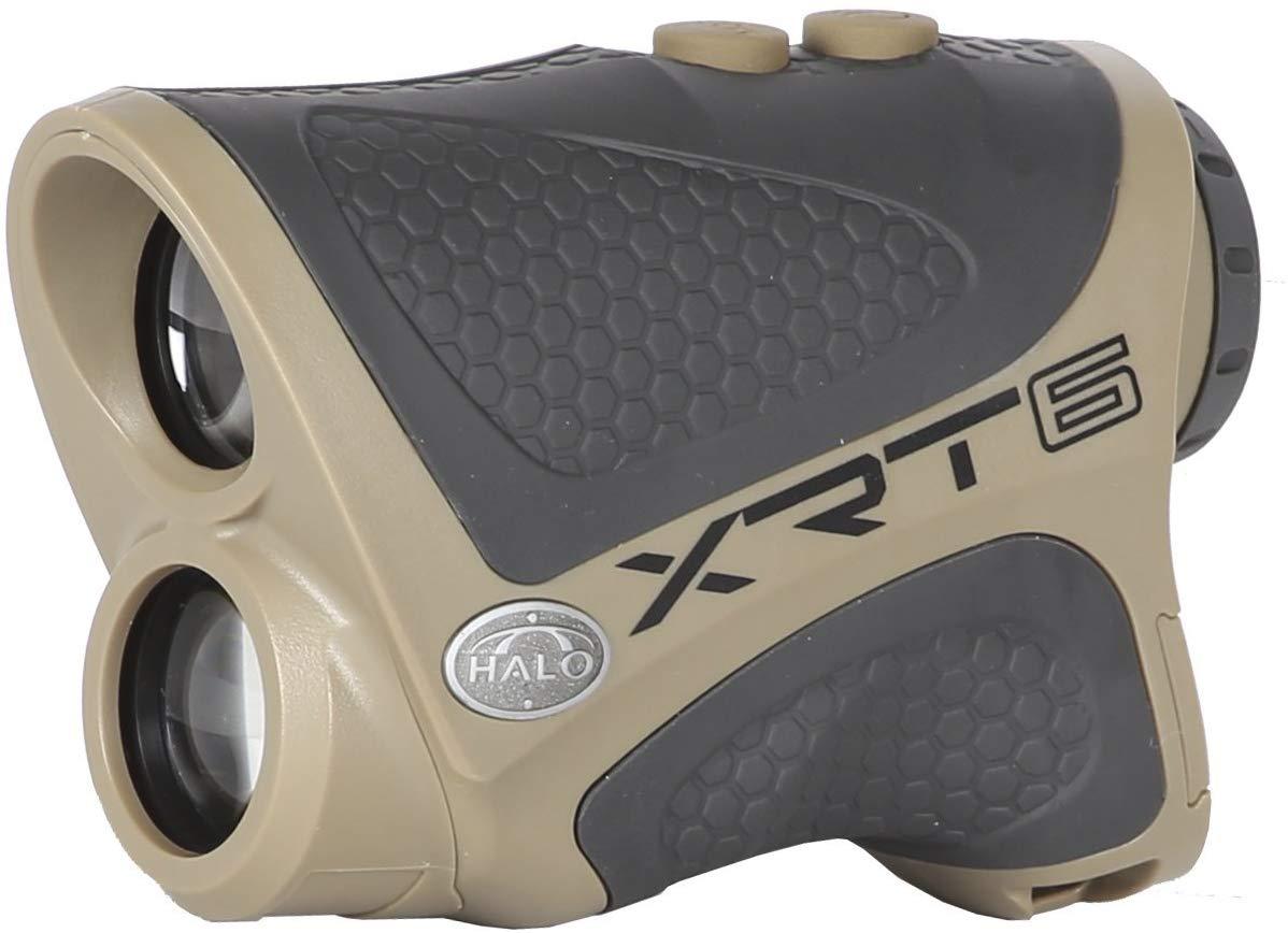 The Halo XRT6 Laser Rangefinder