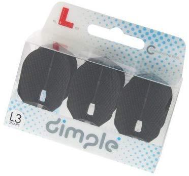 L-style L3d Shape Dimple Champagne Dart Flights