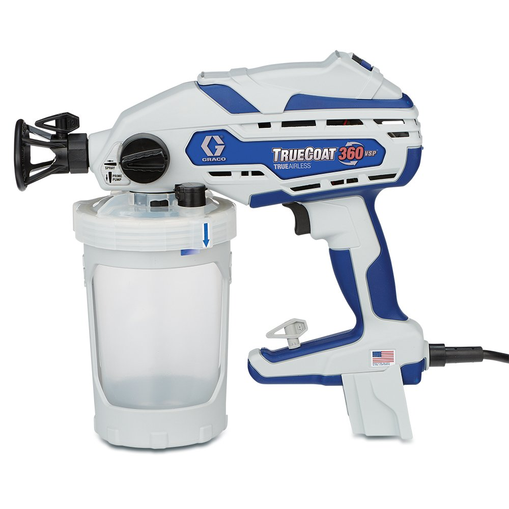 Graco 17D889 TrueCoat 360 VSP Handheld Paint Sprayer.