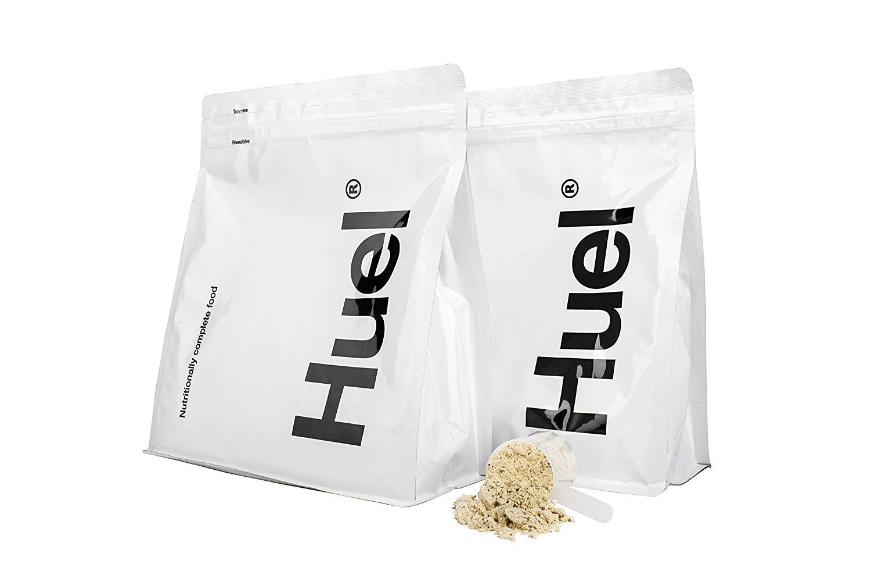 Huel Vanilla Flavor Nutritionally Complete Food Powder