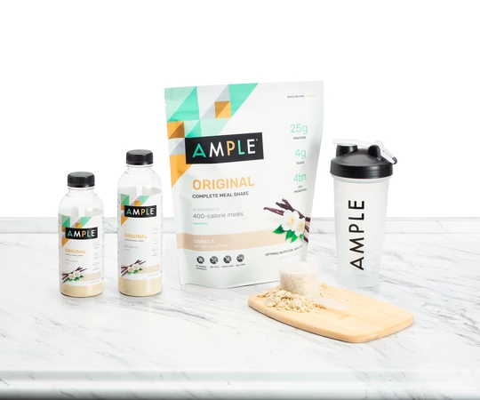 Ample - Natural Meal