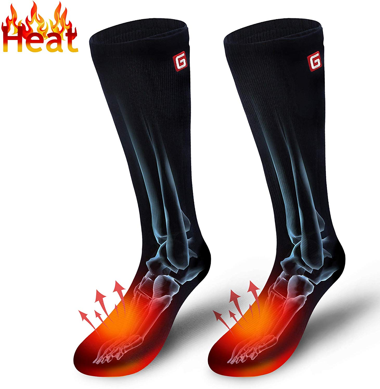 Autocastle Electric Heated Socks