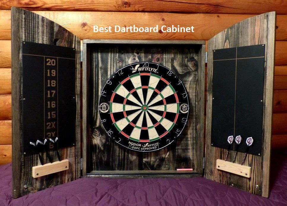 Best Dartboard Cabinet