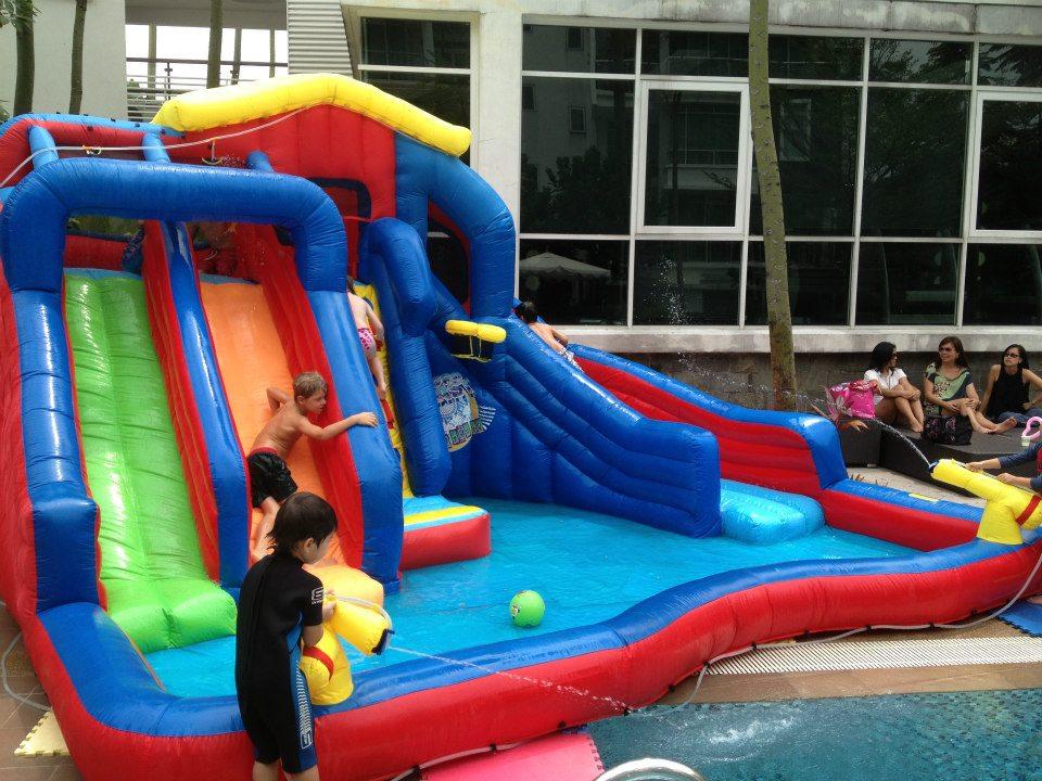 Best Inflatable Water Slide 2020 Top Blow Up Backyard ...