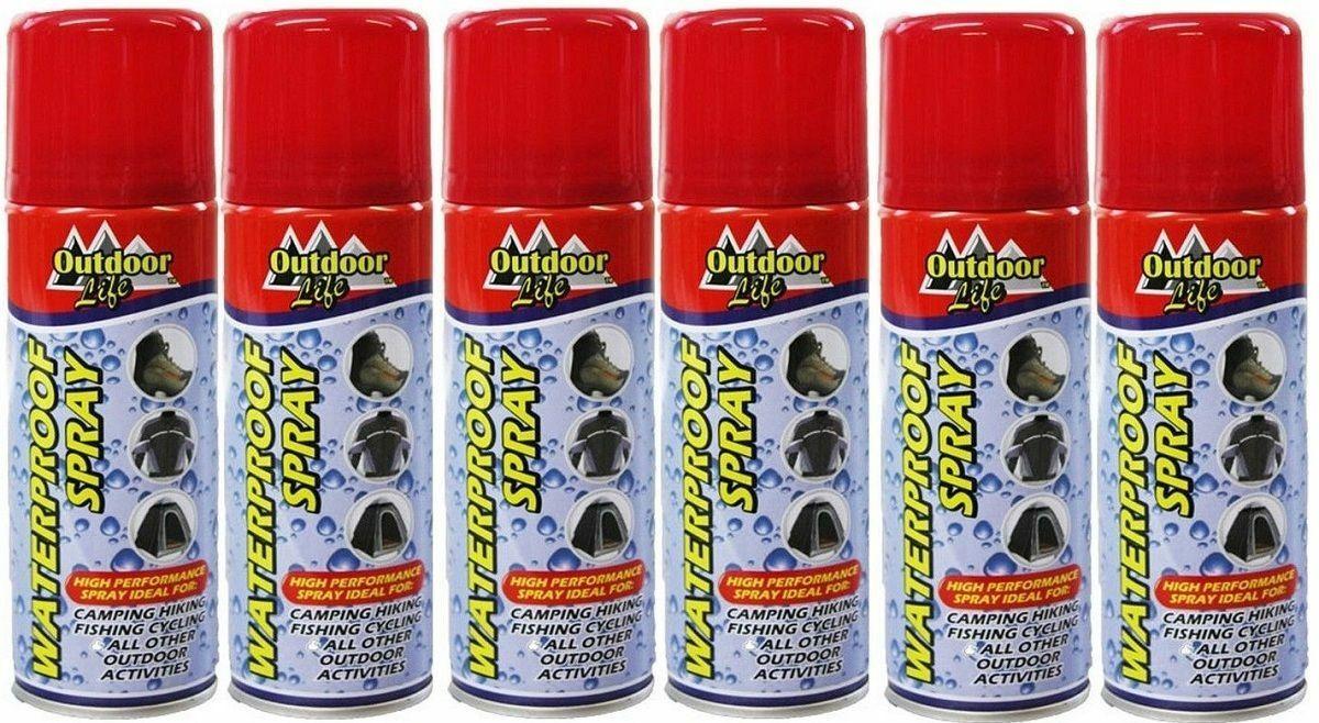 Best Waterproof Spray