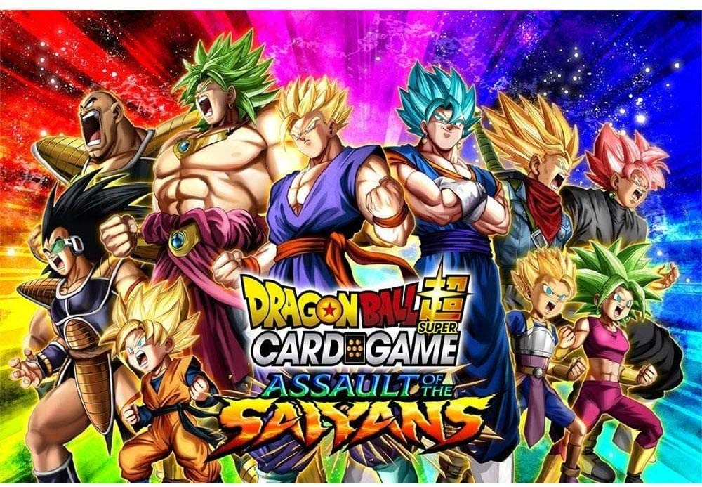 Dragon Ball Super TCG Set 4 Colossal Warfare:  Common Uncommon play set!