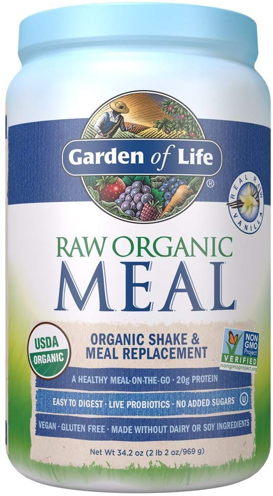 Garden of Life Meal Replacement Vanilla Powder