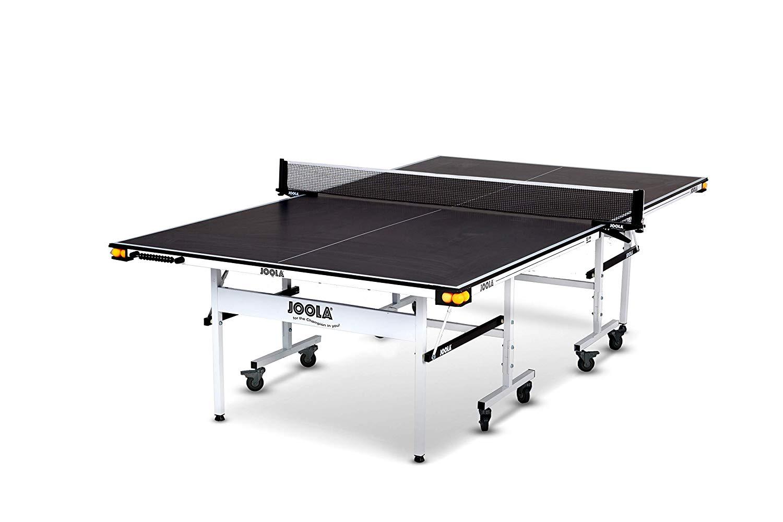JOOLA Rally TL-300 Professional Grade Table Tennis Table Set