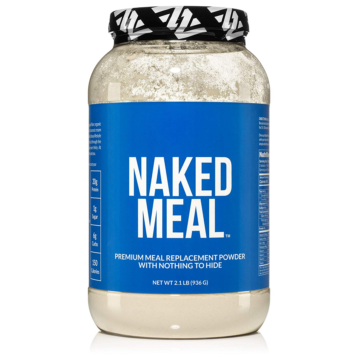 Naked Meal Organic Meal Replacement Shake