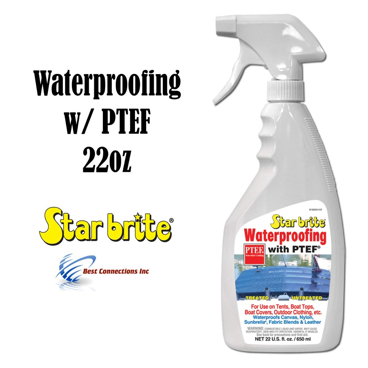 Star Brite with PTEF
