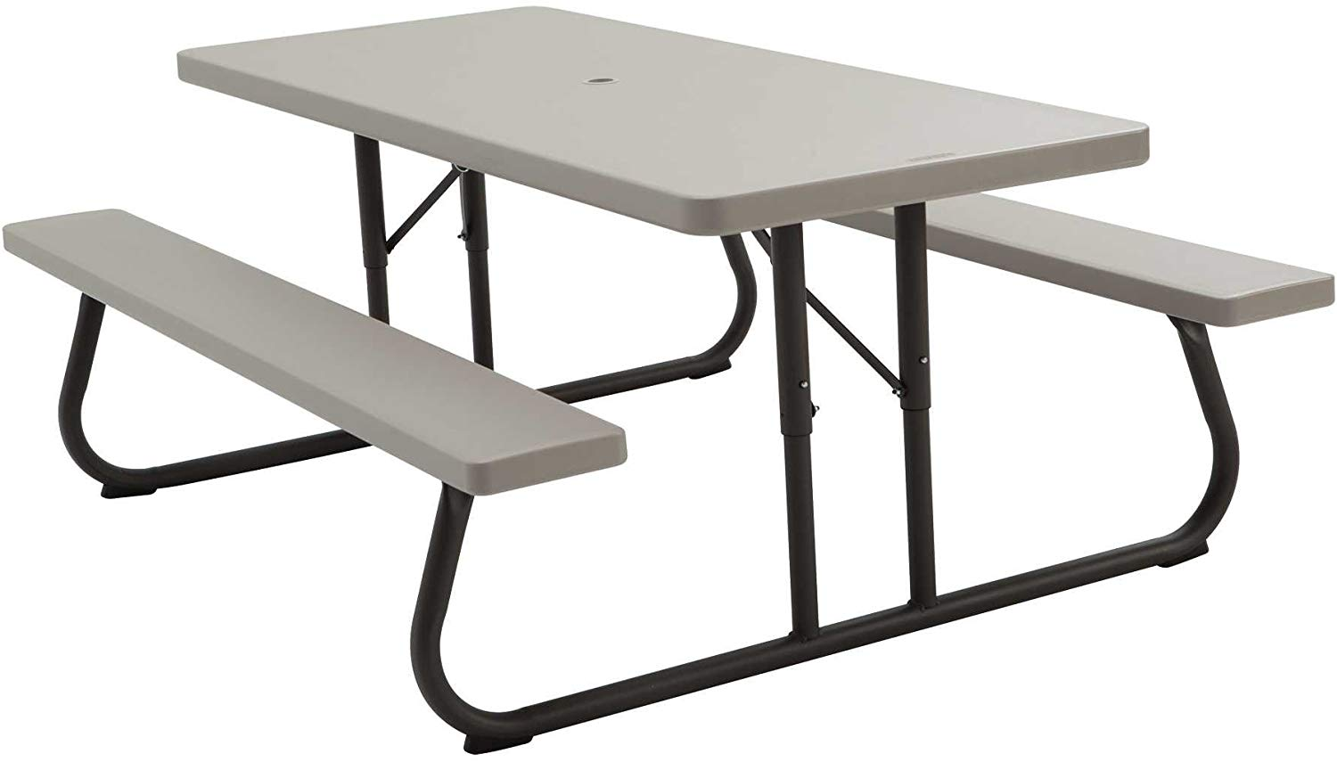 The Lifetime (22119) Folding Picnic Table