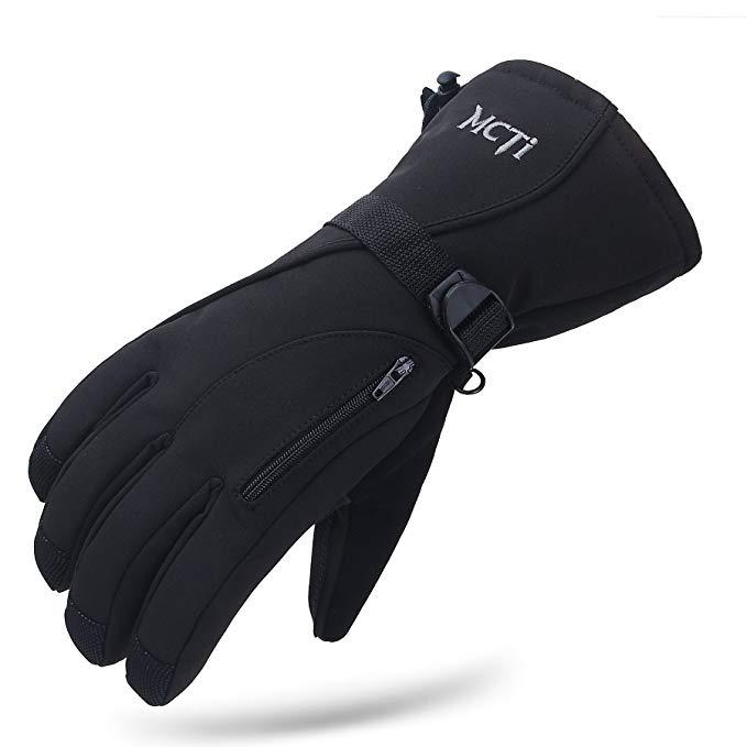 Mcti Waterproof Ski Gloves