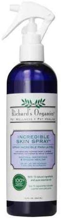 Richard's Organics Pet Calm - Naturally Relieves Stress and Anxiety in Dogs and Cats