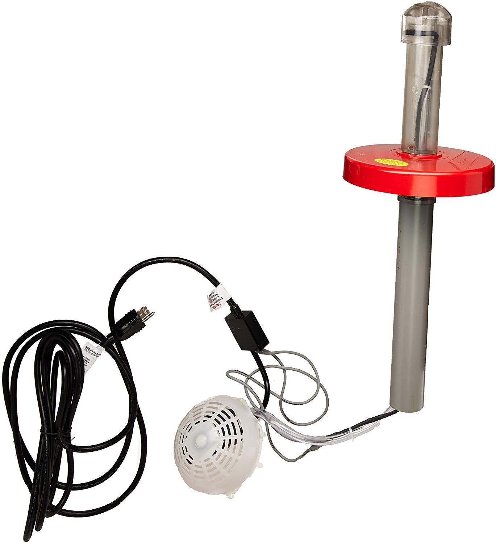 API 8PB Pond Breather Heated Aerator, 40 Watts.