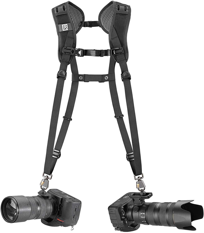 Black Rapid Breath Double Camera Harness