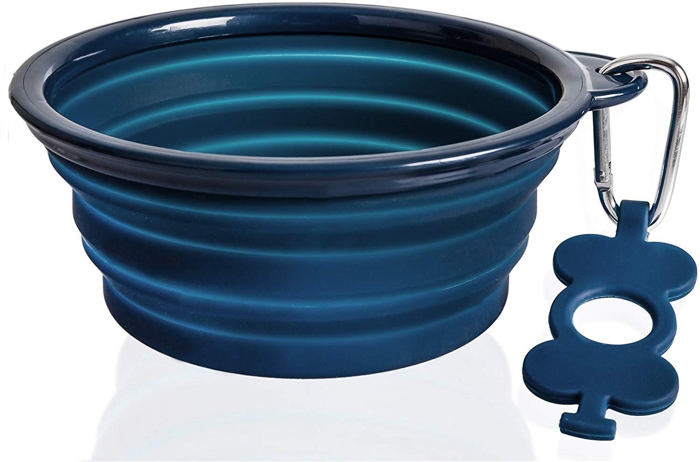 Bonza Large Collapsible Dog Bowl