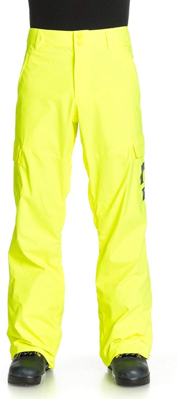 DC DCSAA Men's Banshee 10k Water Proof Snowboard Pants