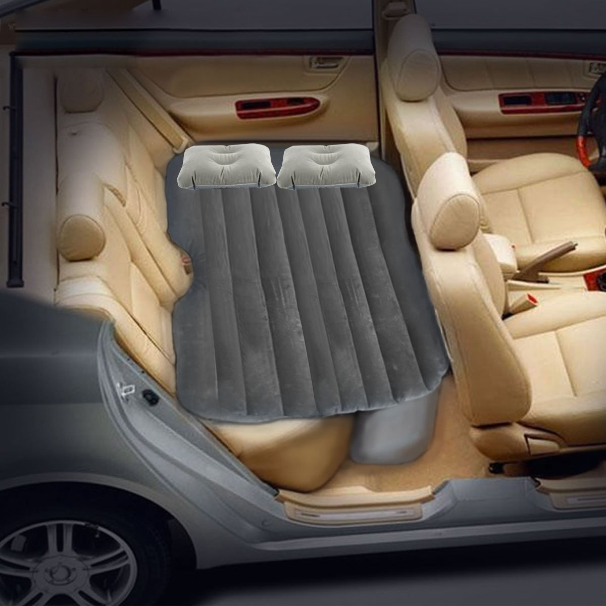Hooke Road, Car Travel Inflatable Mattress Inflatable Bed