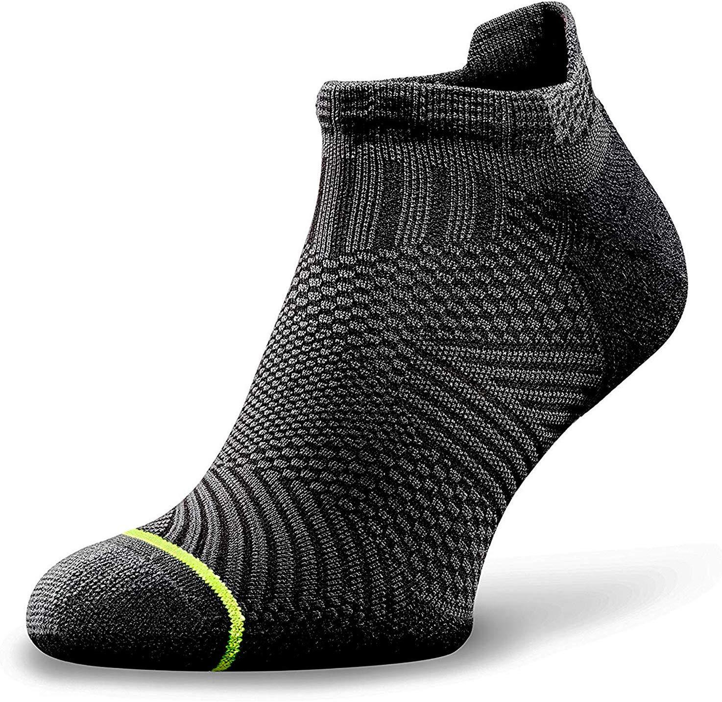 Rockay Accelerate Anti-Blister Running Socks for Men and Women