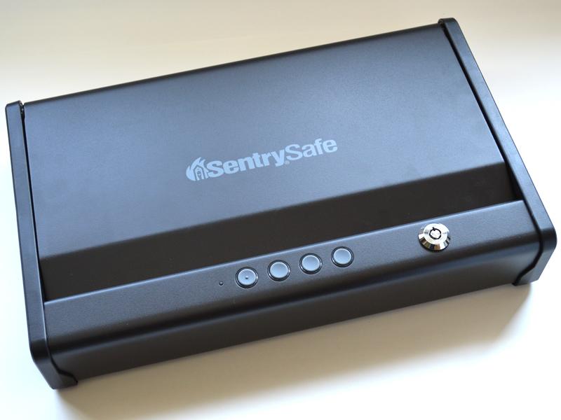 Sentry Safe Pistol Safe