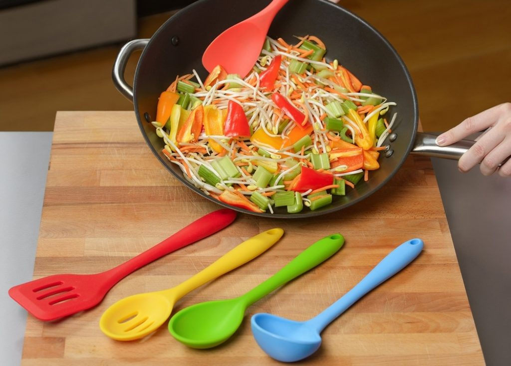 Silicone Cooking Utensils Review