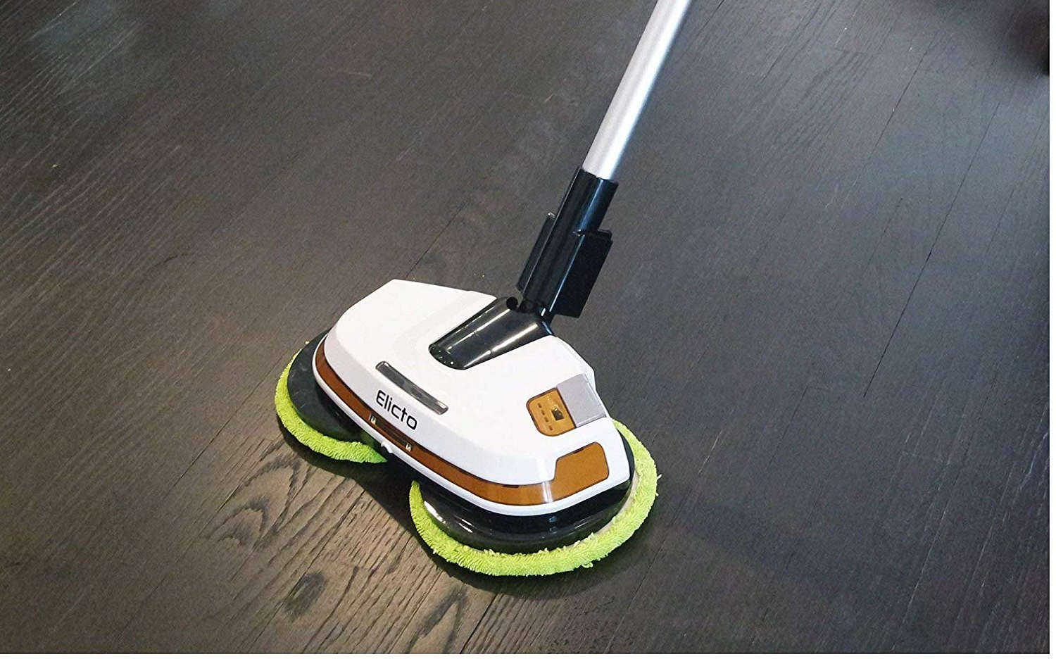 Elicto ES530 3-in-1 Cordless Spin Floor Cleaner Electronic Wireless Mop