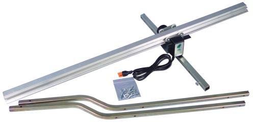 Light Rail Gl56710140 Rpm Kit, 4, Brown/a.s