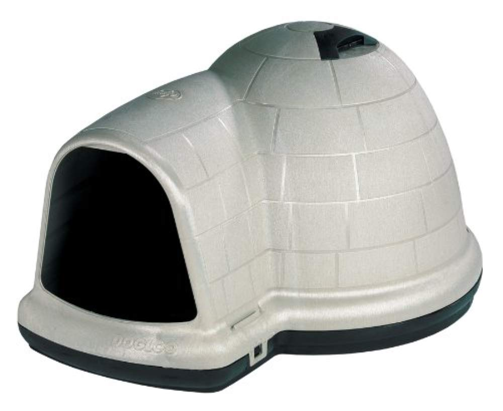 Ndigo W/microban Igloo Dog House