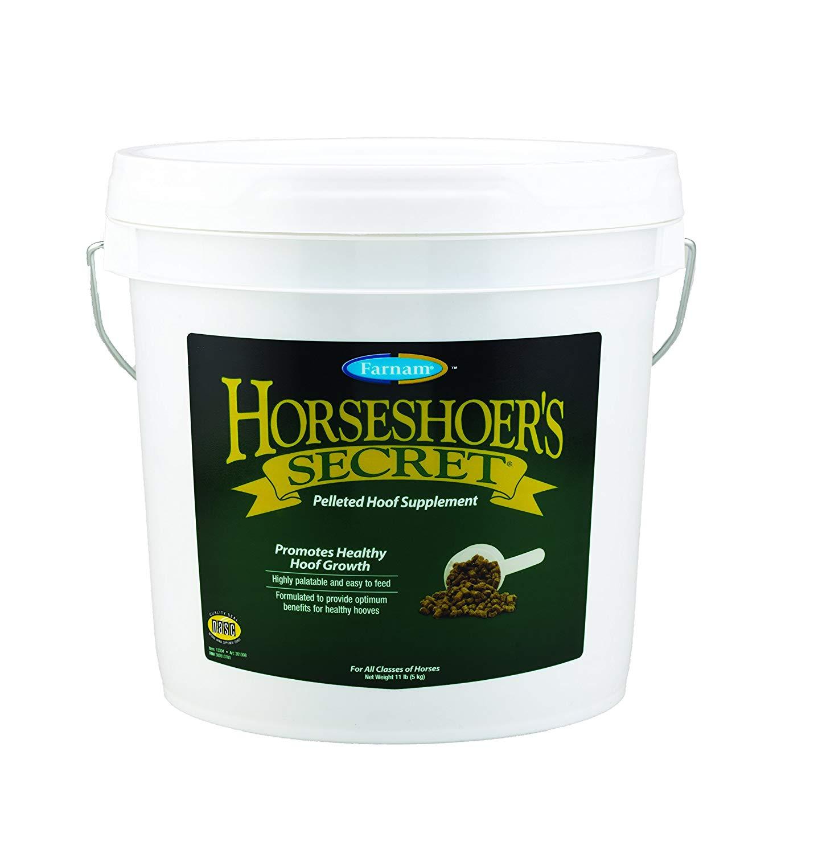 Farnam Horseshoers Secret.