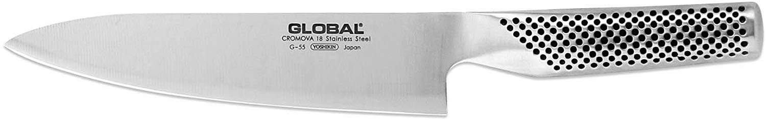 Global 7-inch Stainless Steel Chef's Knife