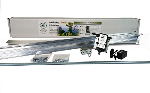 Light Rail 4.20 Adjustadrive Kit Robotic Grow Light Mover for 2 Lights Genuine Solidly Made in the Usa.