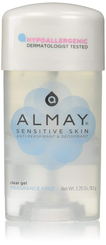 Almay Sensitive Skin Clear Gel