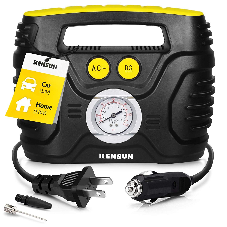 Kensun Ac/dc Tire Inflator