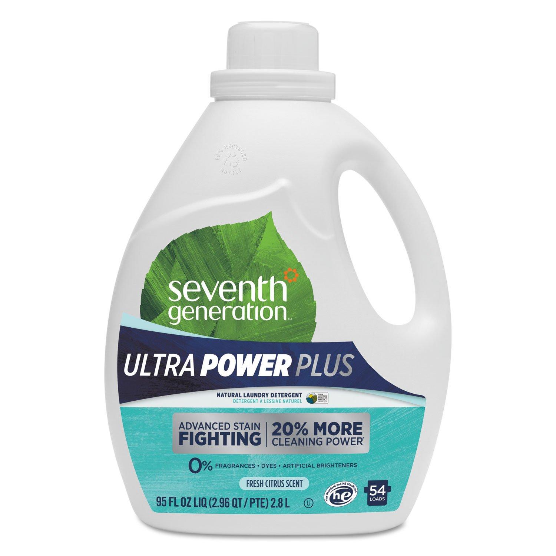 Seventh Generation Ultra Power Plus Laundry Detergent