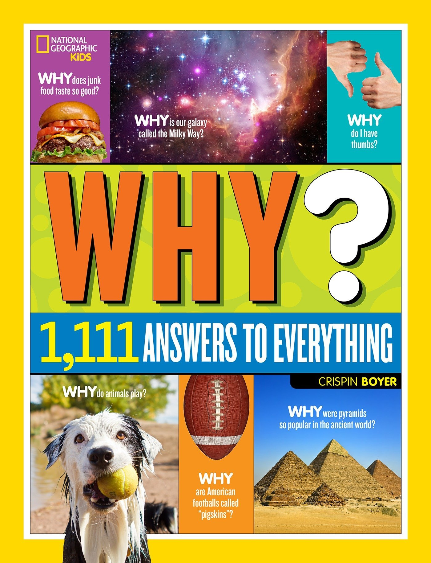 National Geographic Kids Why?