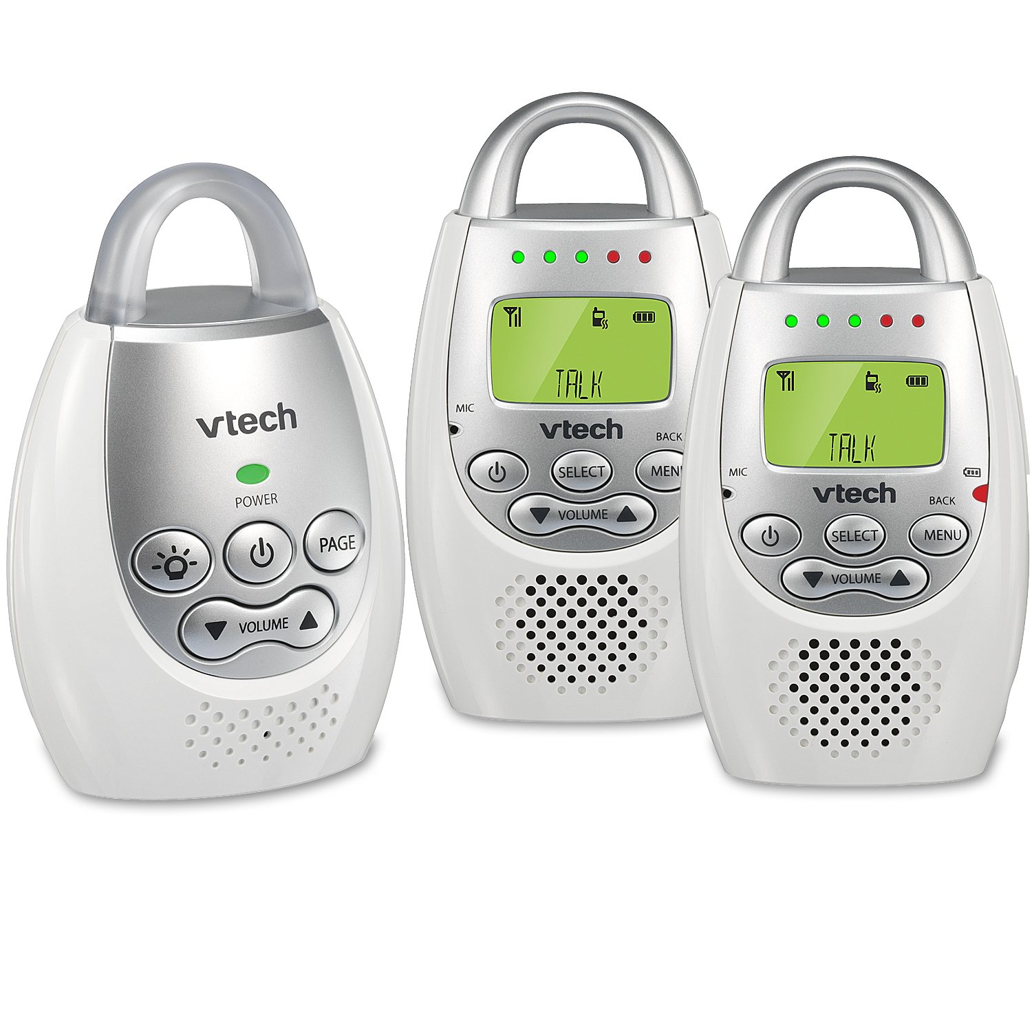Vtech Dm221-2 Audio Baby Monitor