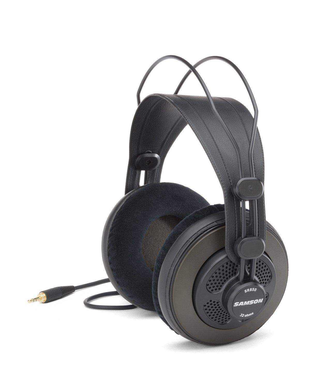 Samson Semi Studio Reference Headphones.