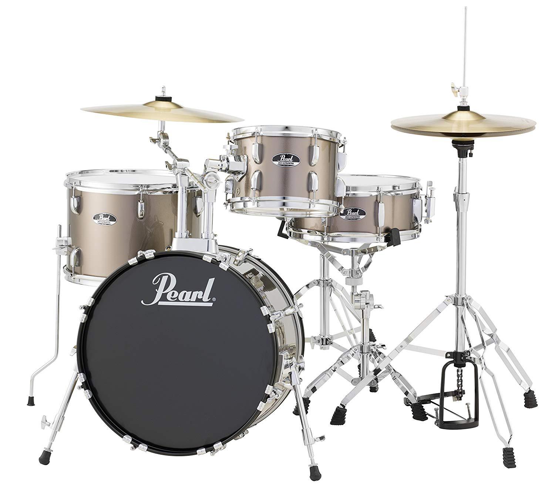 Pearl Rs584cc707 Jazz Drum Set