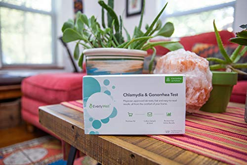 Everlywell Chlamydia and Gonorrhea Test