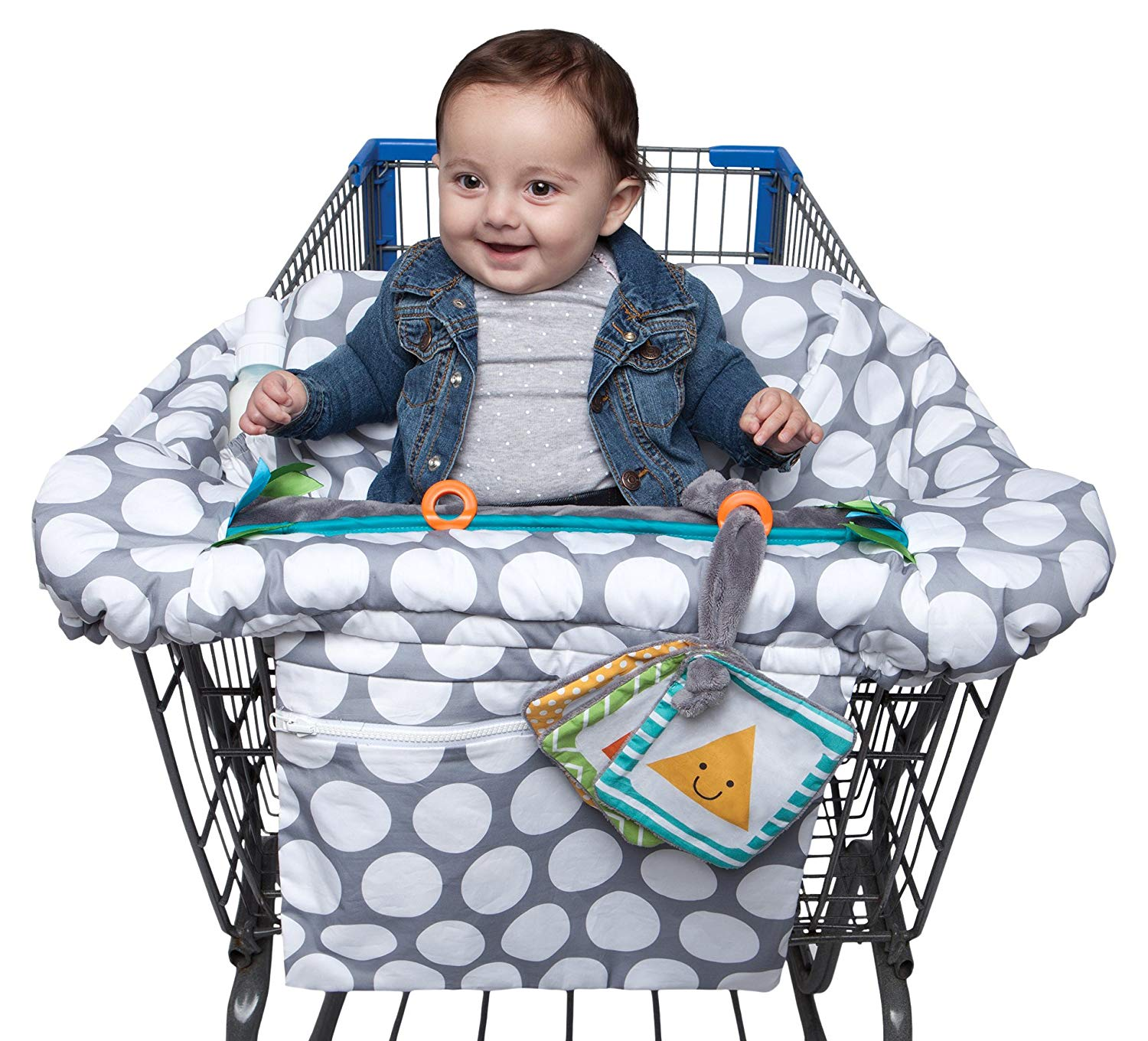 Boppy Luxe Shopping Cart Cover
