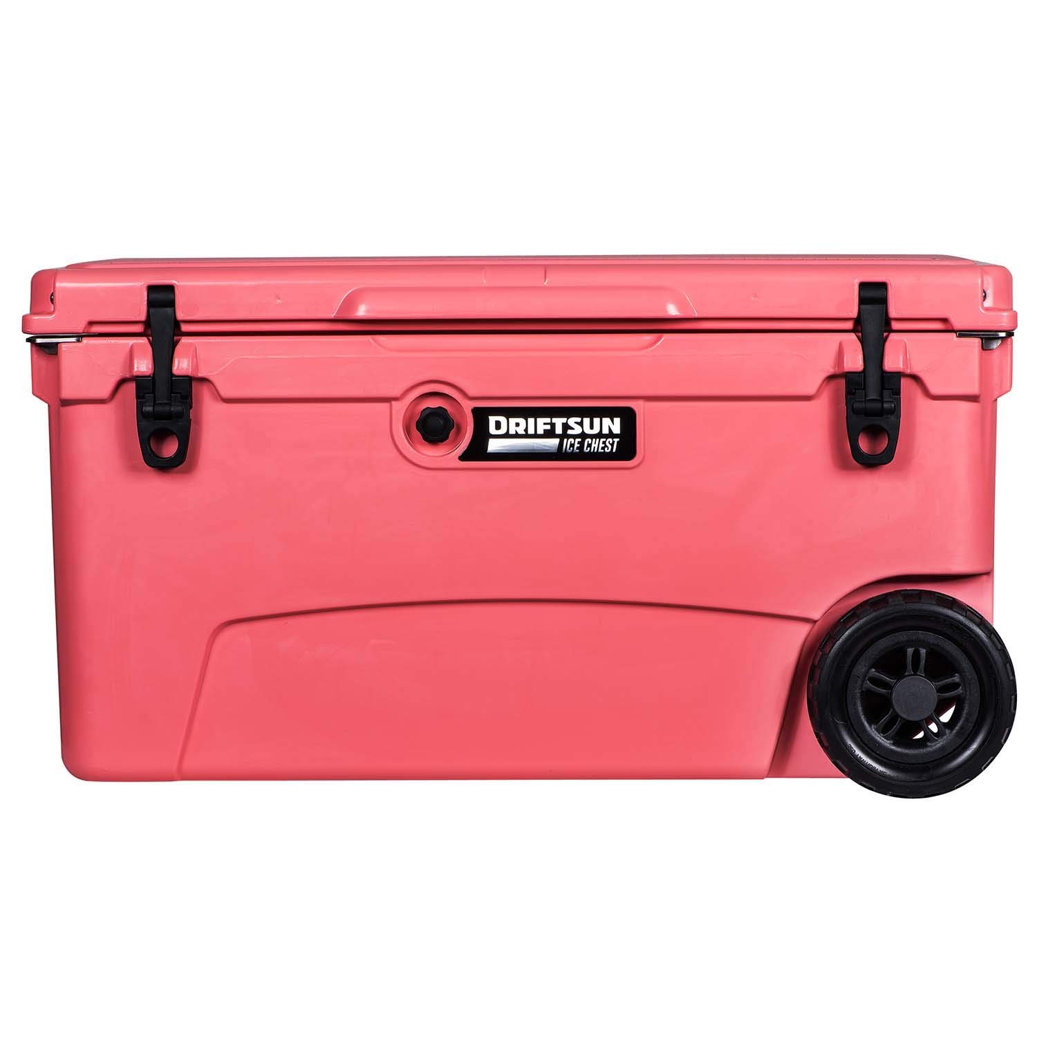 Driftsun 70-quart Wheeled Ice Chest Commercial Grade Insulated Rolling Cooler