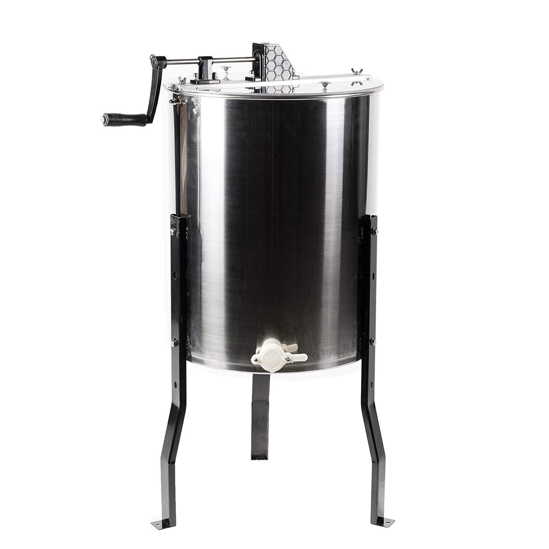 Vivo Frame Stainless Steel Honey Extractor
