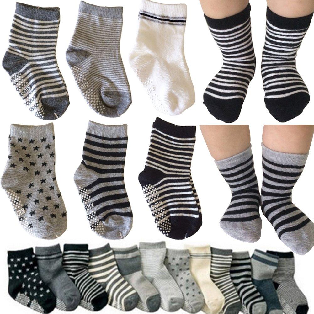 Kakalu Non-skid Ankle Socks