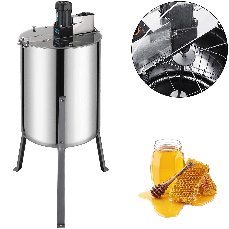 Happybuy, Electric 4-frame Honey Extractor